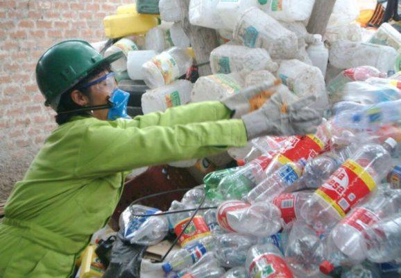 empresa de reciclaje de plastico