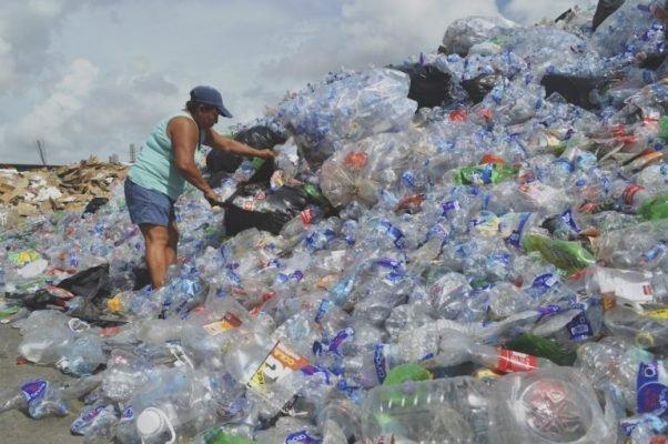 como funciona una empresa de reciclaje